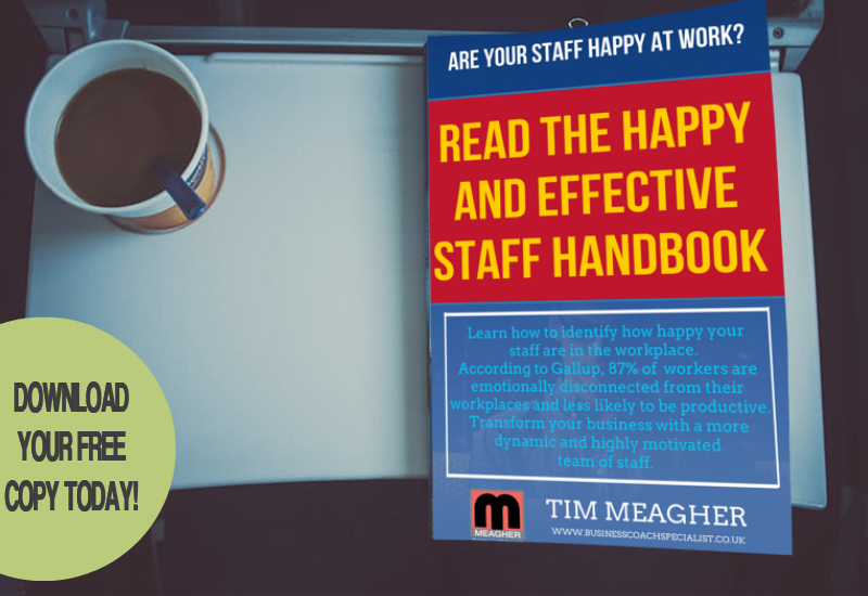 Download free copy of Happy and Effective Staff Handbook