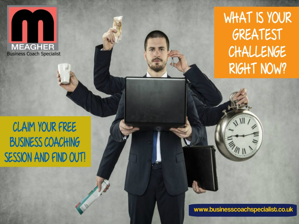 Free Business Coaching Offer